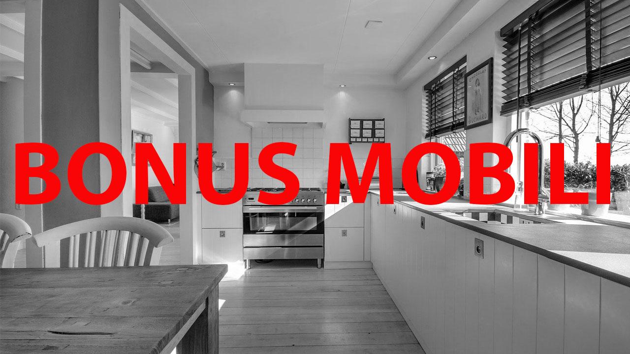bonus mobili frazionamento immobiliare