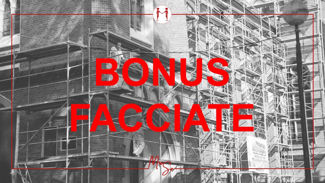 LAgenzia delle Entrate ha chiarito che è possibile usufruire del bonus facciate anche per i lavori che sono iniziati prima del 2020.